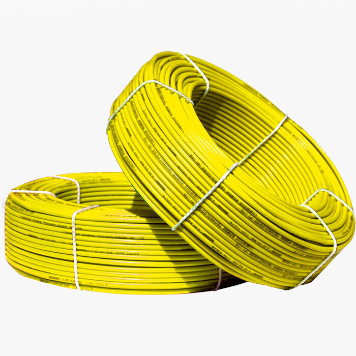 Шар өнгийн цахилгаан кабель хоёр ширхэг.
